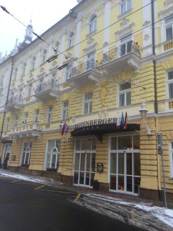 Spa Hotel Reitenberger
