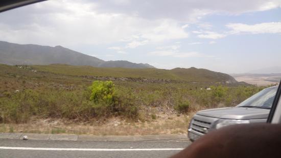 Botrivier, Южная Африка: HOUWHOEK PASS