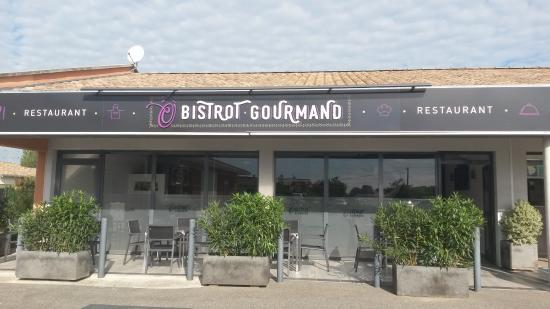 De 10 b sta restaurangerna i n rheten av mercure toulouse for O jardin gourmand toulouse