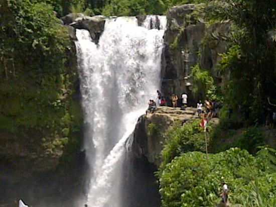 Ubud Dedari Villas: Tegenungan Waterfall. Bali