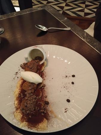 Percorso : Dessert Tiramisu