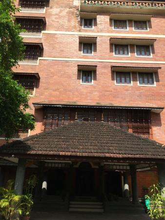 Pagoda Resorts Alleppey: pagoda