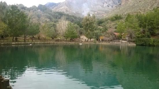 Eleonas: Λίμνη ξανά!