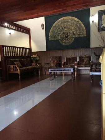 Pagoda Resorts Alleppey: reception