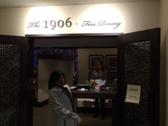 1906 Fine Dining Entrance Picture Of 1906 At Longwood Gardens Kennett Square Tripadvisor