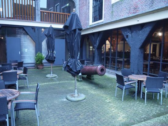 Zuiderzeemuseum: bagiam luar museum