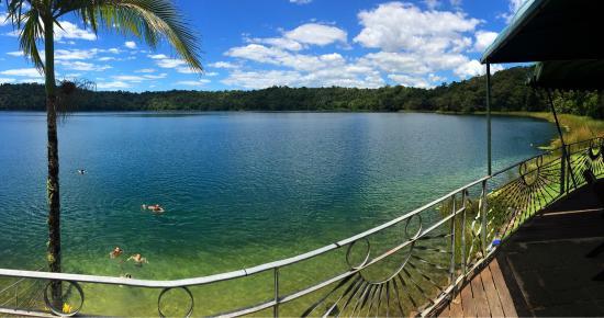 Lake Barrine Rainforest Cruise and Teahouse: photo2.jpg