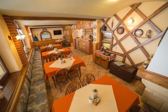 Bohinjska Bistrica, Slovenia: Restaurant