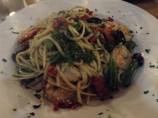 Gale's Italian Restaurant and Bar : Lemon spaghetti