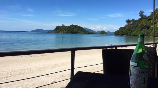 Beach Lunch restaurant view