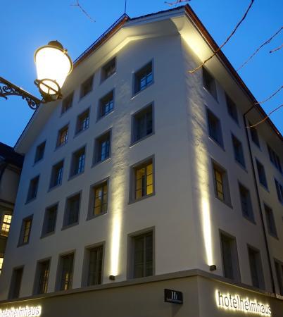 Hotel Helmhaus: Exterior