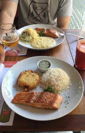 Gula Gula Ipanema: O maravilhoso salmão!