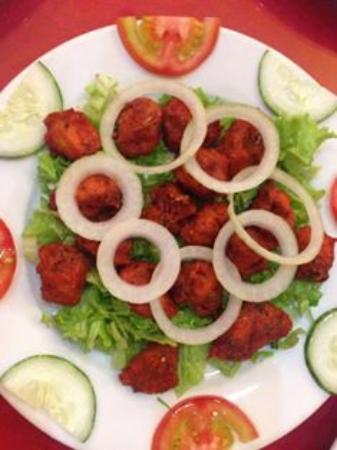 Mumtaz Indian Restaurant: Chicken Tikka