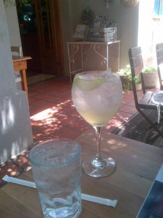 Cradock, Южная Африка: Cool drinks