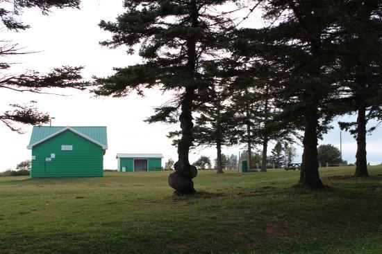 Bonshaw, Canadá: Argyle Shore Provincial Park