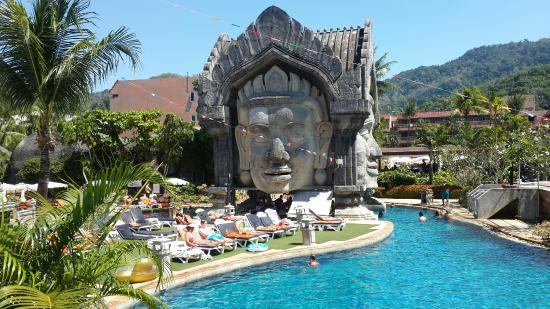 Phuket Orchid Resort: 20160104_125209_large.jpg