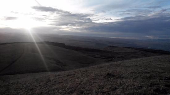 Bolshoye Sedlo Mount