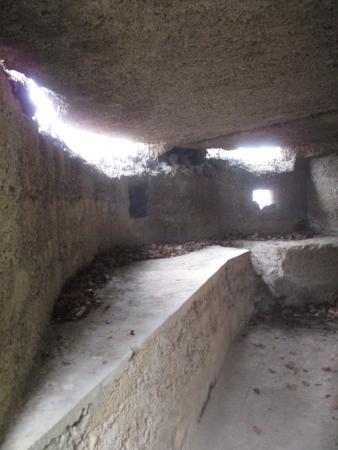 Province of Varese, Italia: Uno dei bunker visitabili lungo la linea