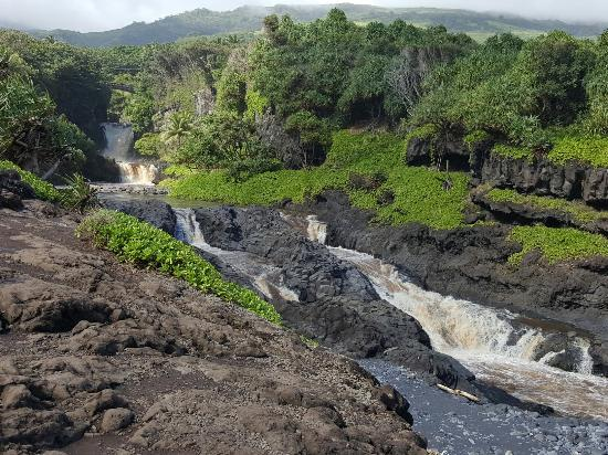 The Seven Sacred Pools And Bamboo Forest Are Amazing Ohe O Gulch Haleakala National Park Traveller Reviews Tripadvisor