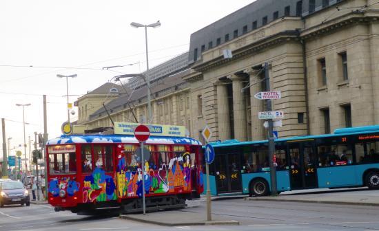 Ebbelwei Express: 車両