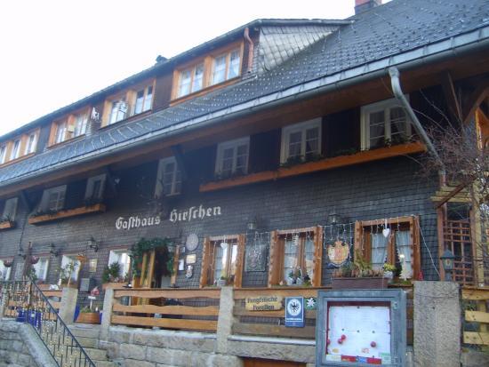 Hotel Hirschen Menzenschwand: Hotel Hirschen