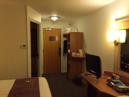 Bolton, UK: Room