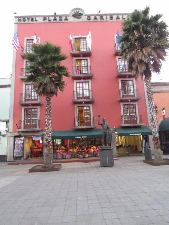 Hotel Plaza Garibaldi El Fe Del