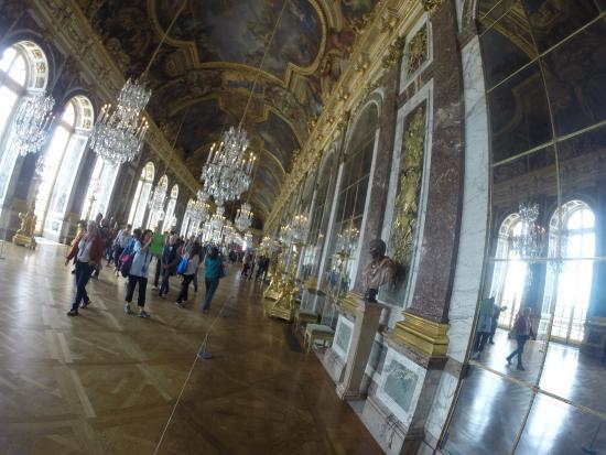 Sala degli specchi picture of chateau de versailles - Sala degli specchi ...