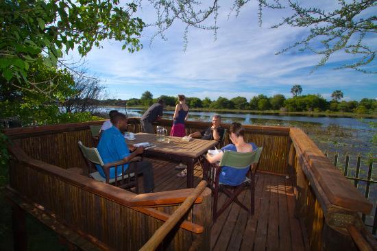 The Kraal Lodging Botswana