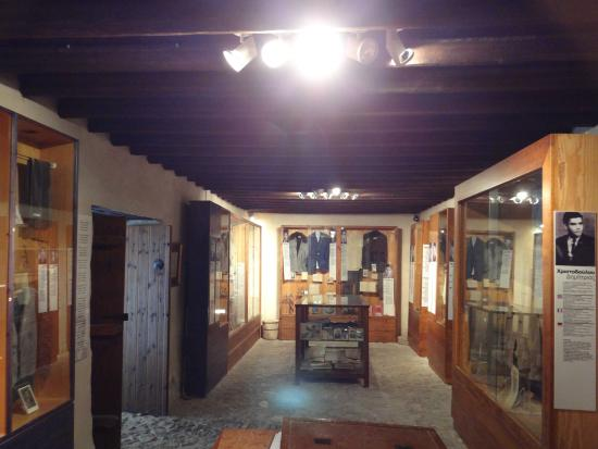 The Struggle Museum in Omodos