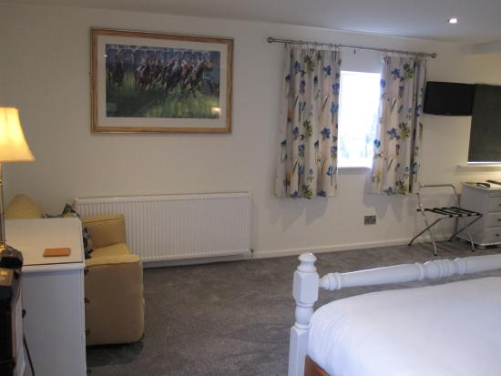 Pickhill, UK: Room 17 - Suite or Family Room