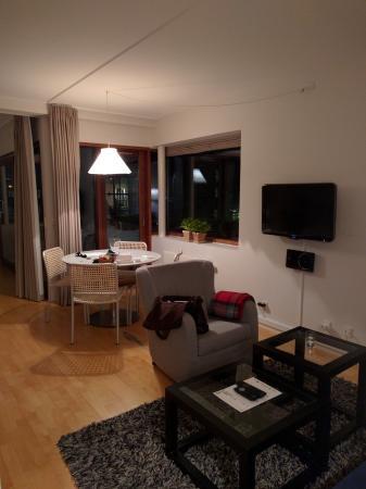 Charlottehaven: Apartment