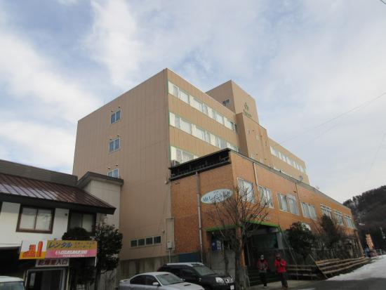 Hotel Radiant : 5階建てのホテル