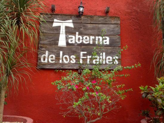 Taberna de los Frailes : La Taberna