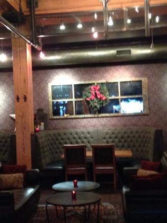Iron Horse Hotel : Lobby area