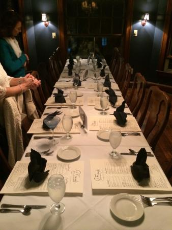 Troutdale Dining Room  Bristol TN