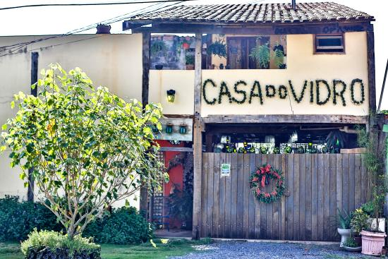 Casa do Vidro