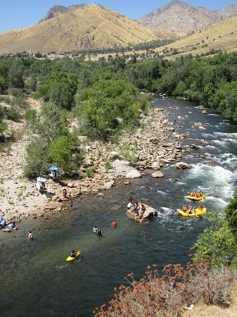 Kernville, CA: Fun on the River