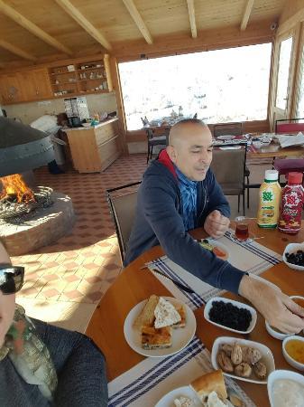 Perimasali Cave Hotel - Cappadocia: Masal gibi