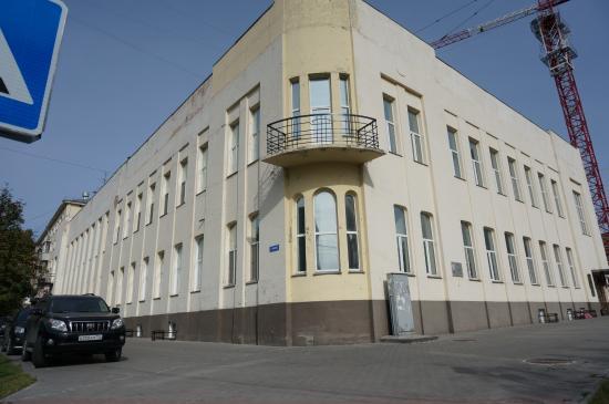 Мемориальная доска А.П. Гумилевскому