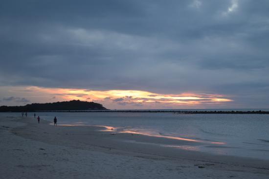 บีทู แอท สมุย บีช รีสอร์ท: Praia de Chaweng
