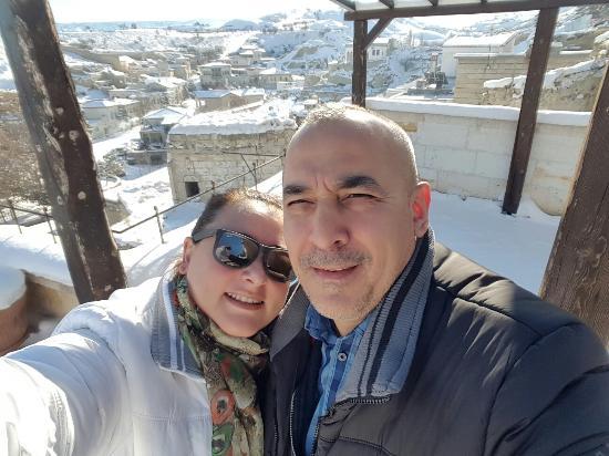 Perimasali Cave Hotel - Cappadocia: 20160102_093342_large.jpg