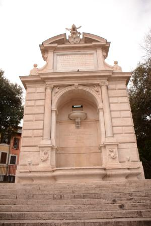 Fontana del Ponte Sisto