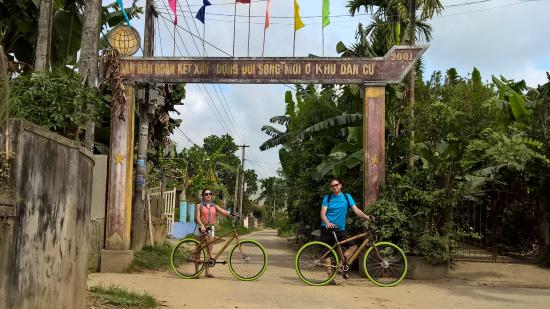 Bamboo Bicycle Tours Vietnam - Day Tours: Hoi An Bamboo Bicycle tour