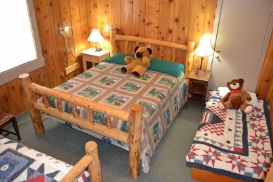Tamarack Lodge at Bear Valley Main Lodge Rooms
