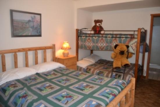 Tamarack Lodge at Bear Valley Back Chalet Room #11