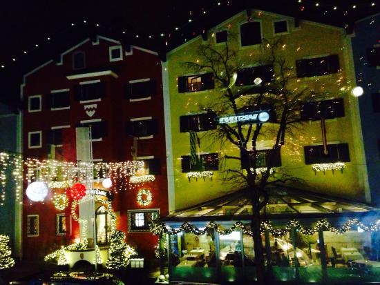 Hotel Tenne Kitzbuhel Restaurant