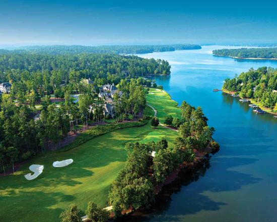 Greensboro, Georgien: The National Golf Course