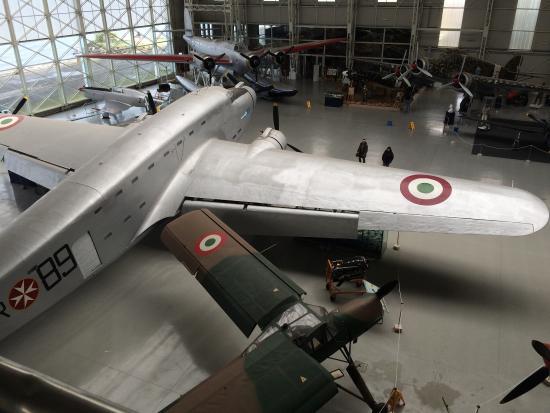 Museo Storico dell'Aeronautica Militare: photo2.jpg