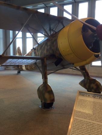 Museo Storico dell'Aeronautica Militare: photo3.jpg